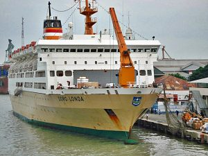 jadwal kapal laut pelni km dorolonda
