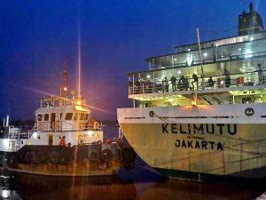 Jadwal Kapal Pelni KM Kelimutu Desember 2020