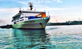 Jadwal Kapal Pelni KM Kelud Desember 2020