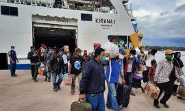 Jadwal Kapal Laut Sampit – Semarang Desember 2020