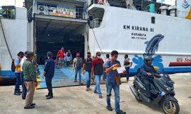 Jadwal Kapal Laut Surabaya – Sampit Desember 2020