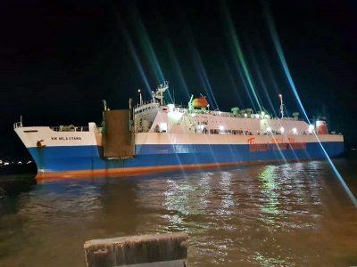 jadwal kapal laut km mila utama 2020
