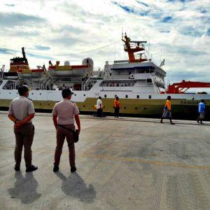 jadwal tiket kapal laut km sangiang 2020