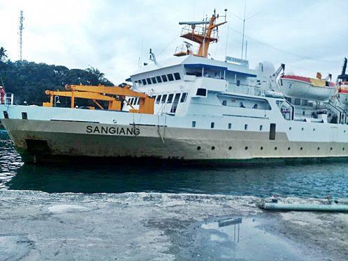 jadwal tiket kapal laut pelni km sangiang 2020