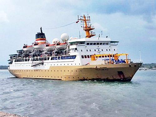 jadwal tiket kapal laut pelni km sirimau 2020