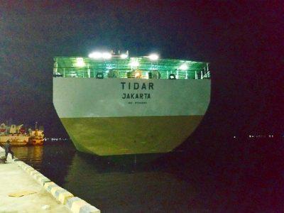 jadwal kapal laut pelni km tidar