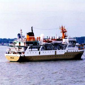 jadwal kapal laut pelni km wilis - labuan bajo