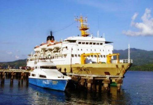 jadwal tiket kapal laut pelni kam awu 2020