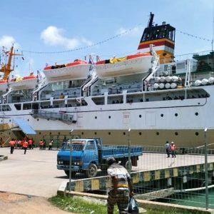 Tiket Kapal Batam – Pontianak — KM Bukit Raya