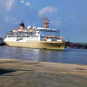 Tiket Kapal Tarempa – Jakarta — KM Bukit Raya