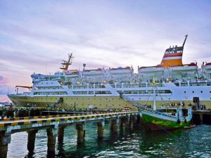 Jadwal Kapal Pelni KM Bukit Siguntang Februari 2021