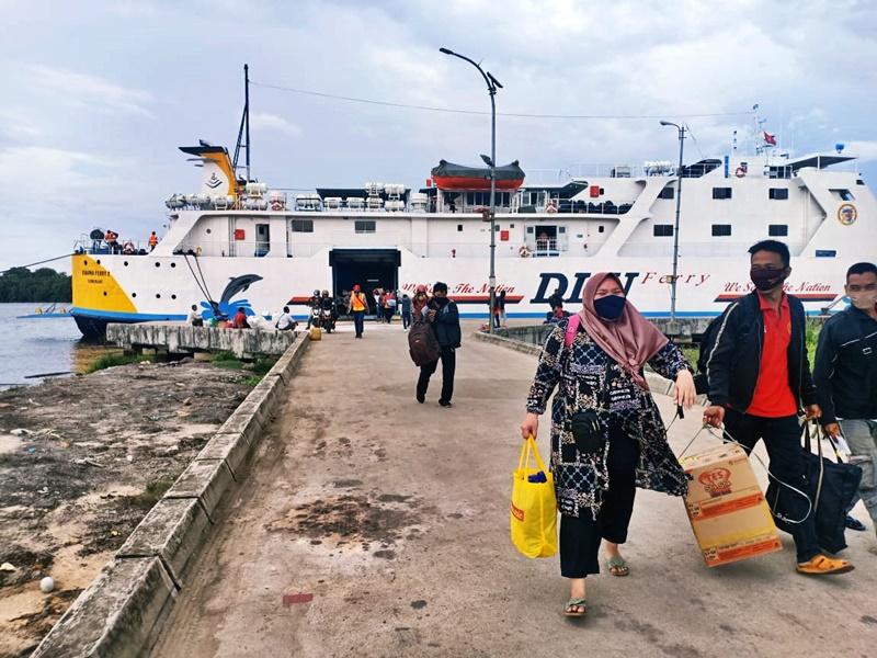 You are currently viewing Jadwal Kapal Laut Ketapang – Semarang Januari 2021