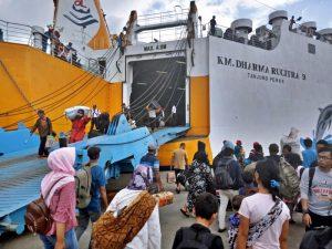 Jadwal Kapal Laut Semarang – Kumai Januari 2021