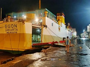 Jadwal Kapal Pelni KM Egon Januari 2021