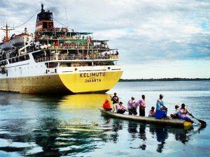 Jadwal Kapal Laut Kumai – Semarang Januari 2021