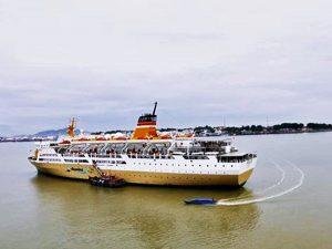 Jadwal Kapal Pelni KM Kelud Januari 2021
