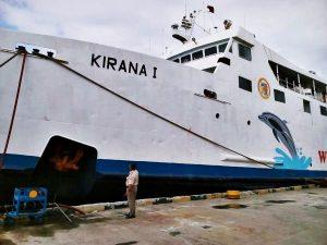 Jadwal Kapal Laut Sampit – Semarang Januari 2021