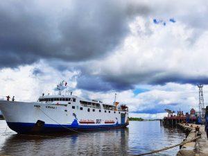 Jadwal Kapal Laut Semarang – Sampit Januari 2021