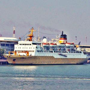 Tiket Kapal Jakarta – Sibolga — KM Lawit