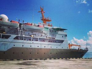 Jadwal Kapal Pelni KM Lawit Januari 2021