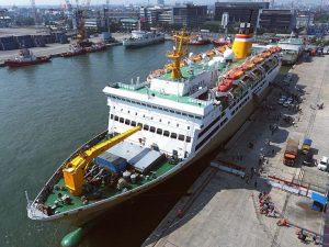 Jadwal Kapal Pelni KM Nggapulu Februari 2021