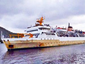 Jadwal Kapal Pelni KM Pangrango Januari 2021