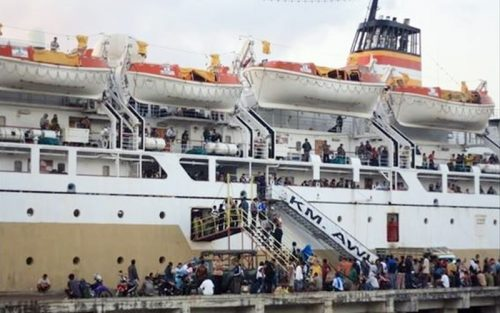km awu - jadwal dan tiket kapal laut pelni 2021