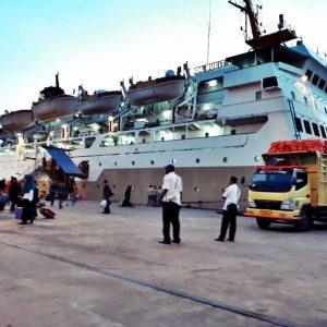 Tiket Kapal Tarempa – Natuna — KM Bukit Raya