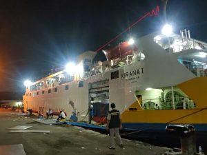 Jadwal Kapal Laut Semarang – Sampit Februari 2021