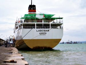 Jadwal Kapal Pelni KM Labobar Februari 2021