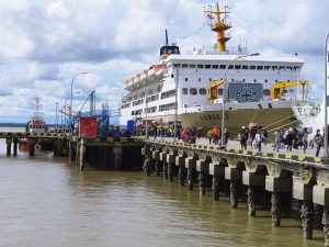Jadwal Kapal Pelni KM Lambelu Februari 2021