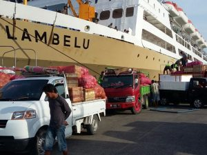 Jadwal Kapal Pelni KM Lambelu November 2021