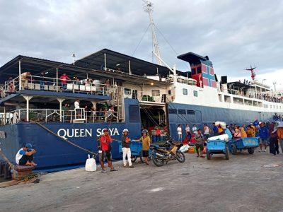 km queen soya - pt panca merak samudera