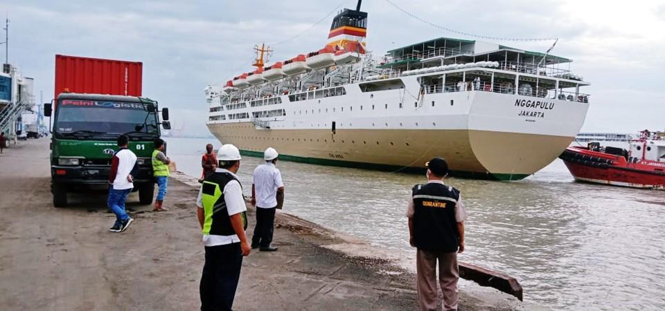 Jadwal Kapal Pelni KM Nggapulu Maret 2021