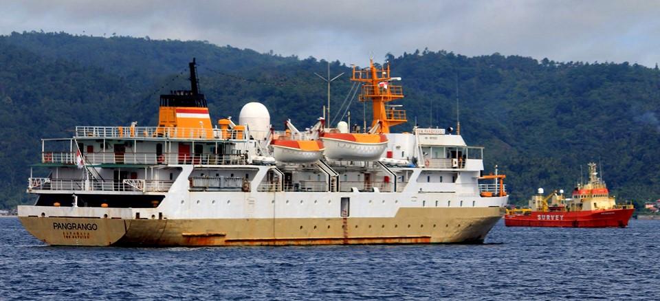 Jadwal Kapal Pelni KM Pangrango Maret 2021