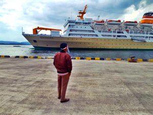 Jadwal Kapal Pelni KM Sinabung Maret 2021