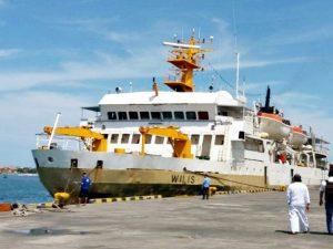 Jadwal Kapal Pelni KM Wilis Januari 2021