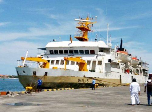 km wilis - jadwal dan tiket kapal laut Pelni labuan bajo - makassar