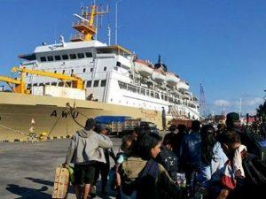 Jadwal Kapal Pelni KM Awu Mei 2021