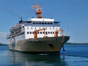 Jadwal Kapal Pelni KM Binaiya Maret 2021