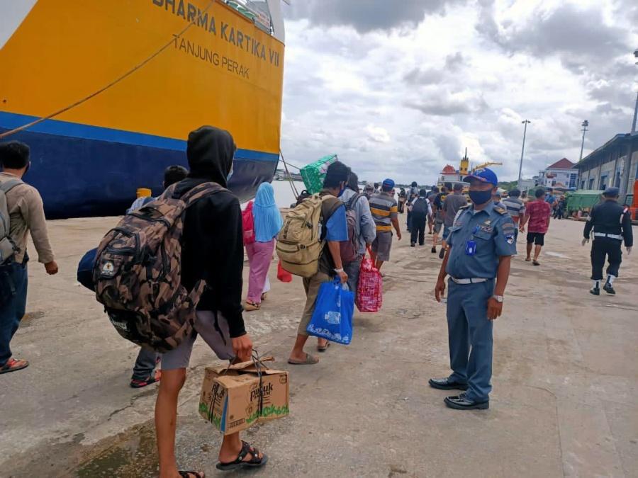 You are currently viewing Jadwal Kapal Laut Pontianak – Semarang Maret 2021
