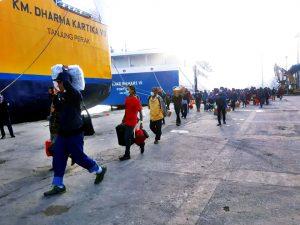 Jadwal Kapal Laut Pontianak – Semarang April 2021