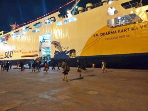 Jadwal Kapal Laut Semarang – Pontianak Maret 2021
