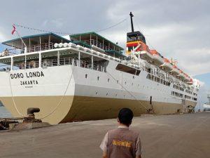 Jadwal Kapal Pelni KM Dorolonda April 2021