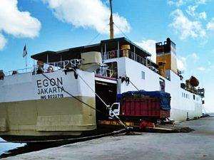 Jadwal Kapal Pelni KM Egon April 2021