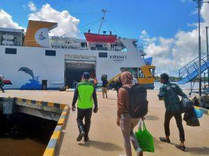Jadwal Kapal Laut Sampit – Semarang April 2021