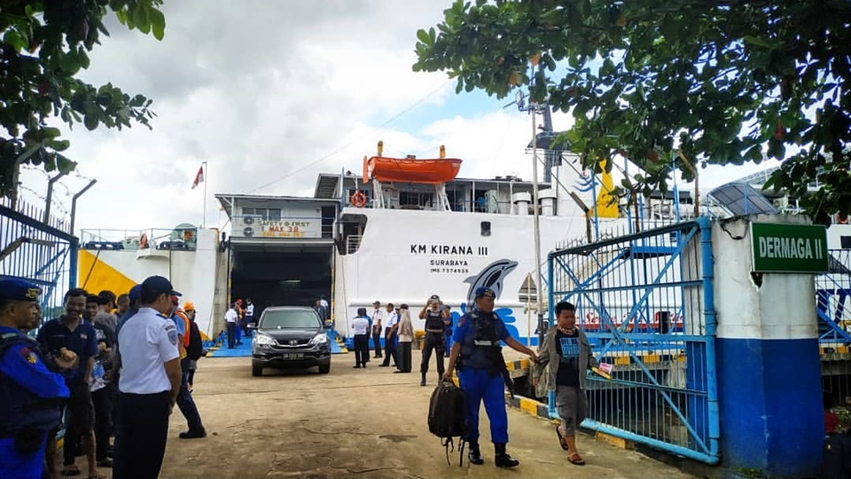 You are currently viewing Jadwal Kapal Laut Surabaya – Sampit April 2021
