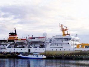 Jadwal Kapal Pelni KM Sangiang April 2021