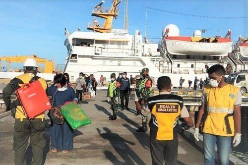 KM Wilis - jadwal dan tiket kapal laut pelni