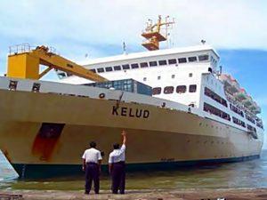 Jadwal Kapal Pelni KM Kelud Mei 2021